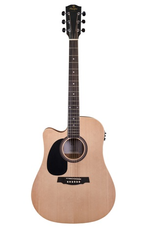 Guitares Electro-acoustiques LH SD25 CEQ Dreadnought gaucher